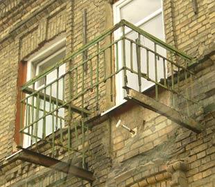Balkon, Loggia, Terrasse, Laubengang