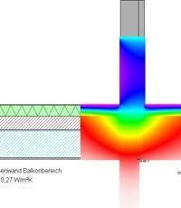 Die thermische Bauphysik